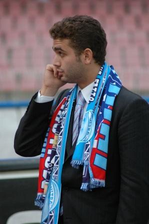 Calcio Napoli foto gruppo 16