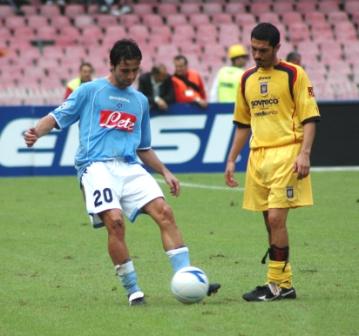 Calcio Napoli foto gruppo 14