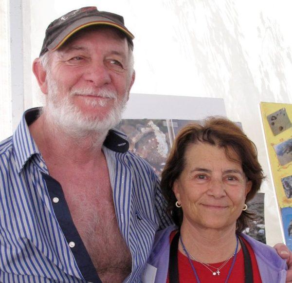 Bruno Mancini e Katia Massaro