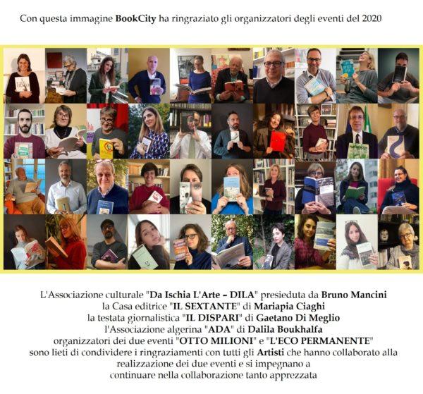 Ringraziamenti BookCity 2020