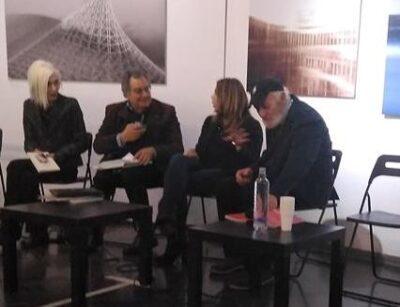 Mariapia Ciaghi - Aldo Forbice - Paola Valori - Bruno Mancini