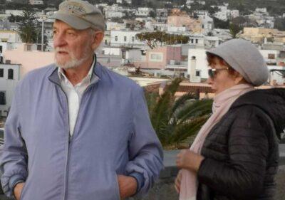 Bruno Mancini e Rosalba Grella
