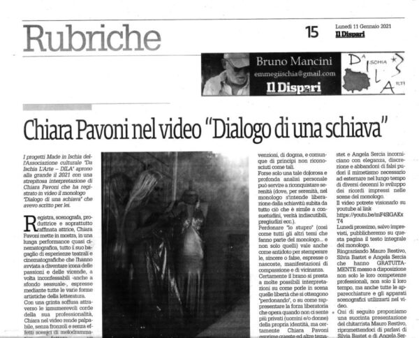 Chiara Pavoni