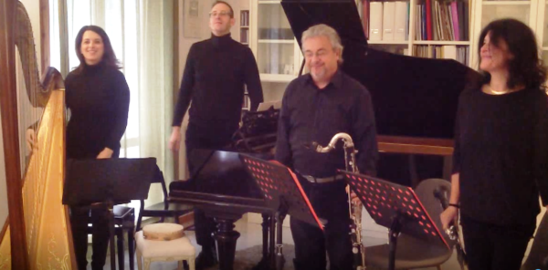 Quartetto Namaste online