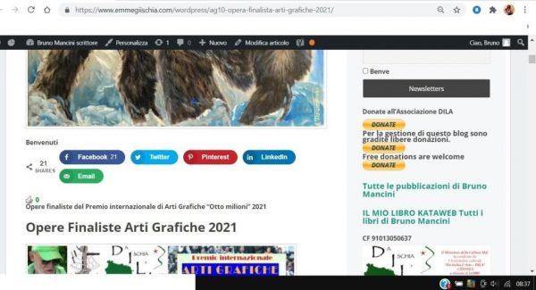 OTTO MILIONI 2021 arti grafiche ag10 Jelena Plotnikova