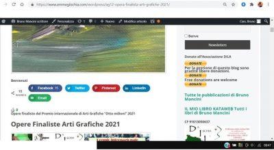 OTTO MILIONI 2021 arti grafiche ag12 Heino Blum