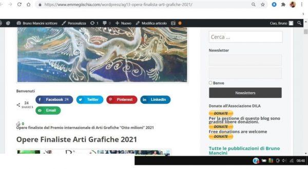 OTTO MILIONI 2021 arti grafiche ag13 Adam Ilyasov