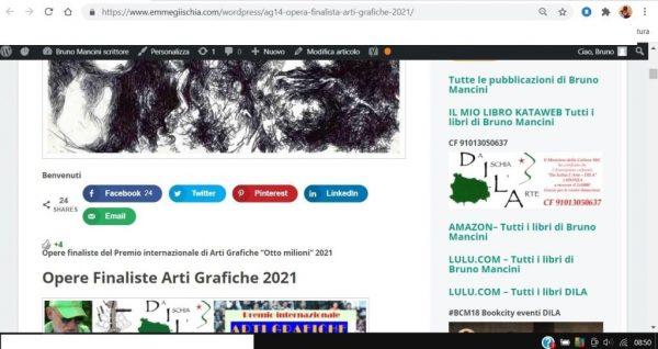 OTTO MILIONI 2021 arti grafiche ag14 Liga Sarah Lapinska