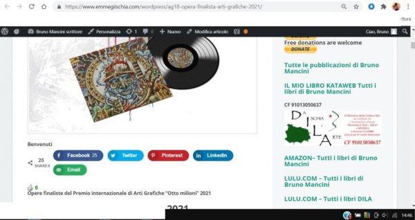 OTTO MILIONI 2021 arti grafiche ag18 Tomas Fernandez