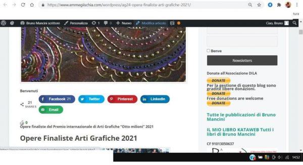 OTTO MILIONI 2021 arti grafiche ag24 Makka Ilyasova