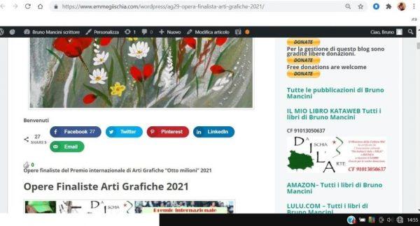 OTTO MILIONI 2021 arti grafiche ag29 Zara Ilyasova