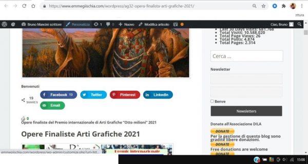 OTTO MILIONI 2021 arti grafiche ag32 Ingvar El Raven
