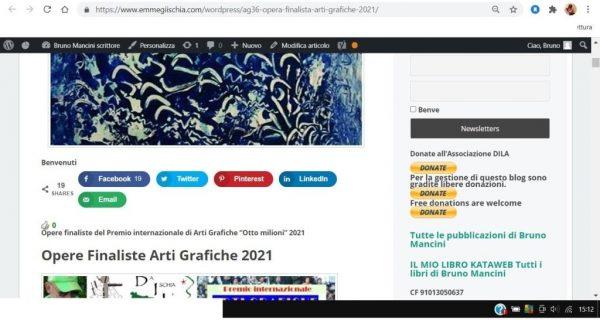 OTTO MILIONI 2021 arti grafiche ag36 Safa Bn