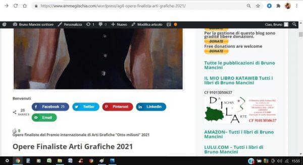 OTTO MILIONI 2021 arti grafiche ag4 Gianfranco Cilento