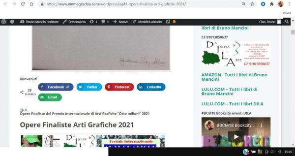 OTTO MILIONI 2021 arti grafiche ag41 Guillermo Lopez Alonso De Linaje