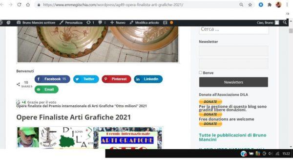 OTTO MILIONI 2021 arti grafiche ag49 Vera Roķe