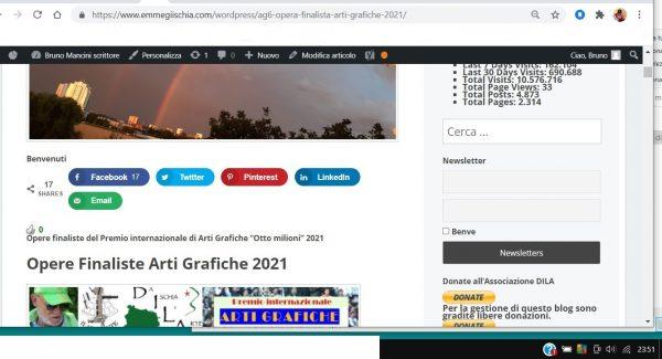 OTTO MILIONI 2021 arti grafiche ag6 Astra Empele