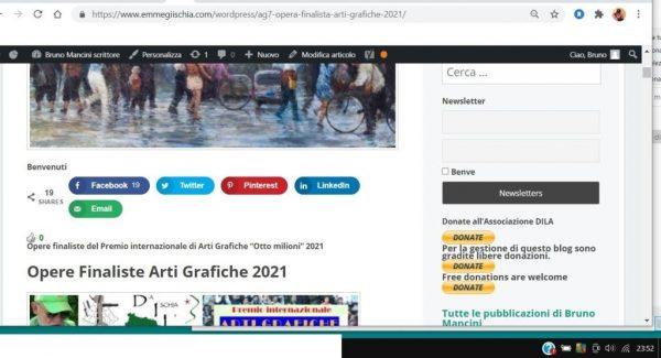 OTTO MILIONI 2021 arti grafiche ag7 Chijia He