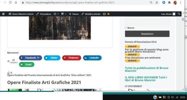 OTTO MILIONI 2021 arti grafiche ag8 Daniel Hooper
