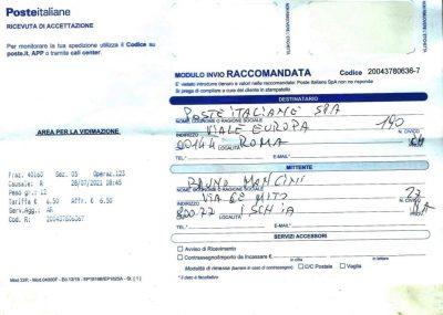 All. n. 2b Poste it. ricevuta Racc