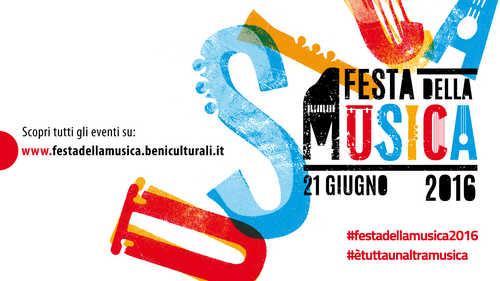 21 GIUGNO FESTA DELLA MUSICA