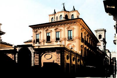 ARTE E STORIA NELLE BANCHE palazzo De Mayo