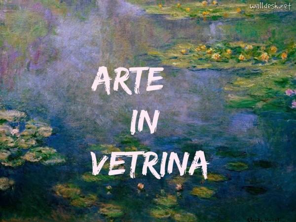 Arte in vetrina