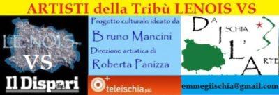 Arte Artisti Tribù VS Bruno Mancini Roberta Panizza Liga Sarah Lapinska Katia Massaro Paola Occhi Silvana Lazzarino Tina Bruno Francesca Luzzio Angela Maria Tiberi