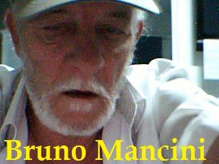Bruno Mancini legge sue poesie
