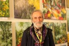 Bruno Molinaro alla manifestazione Meesser Tulipano Torino