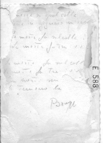 Davanti al tempo - Poesie di Bruno Mancini