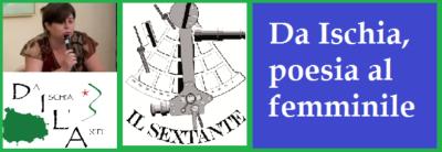 DILA & IL Sextante accordo collana poetica