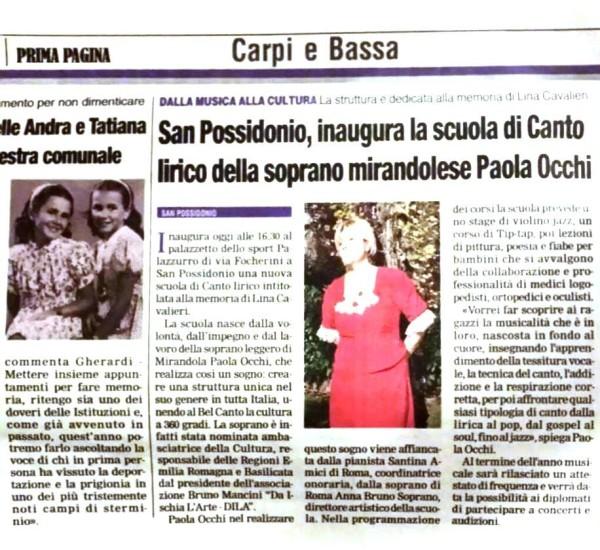 Carpi e Bassa 20160202