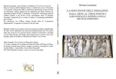 Copertine libro di Silvana Lazzarino