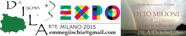 DILA E+XPO Otto milioni emmegi logo
