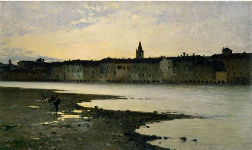 Da Courbet a Segantini