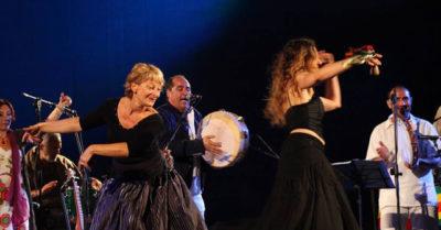 TEATRO DEL LIDO DI OSTIA Danze ai piedi del vulcano