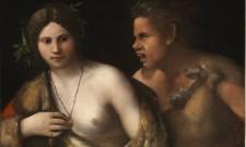 Dosso Dossi- Angelica e Orlando furioso mostra I VOLI DELL'ARIOSTO. L'ORLANDO FURIOSO E LE ARTI