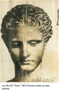 Luca Pignatelli mostra a Pietrasanta galleria Poggiali
