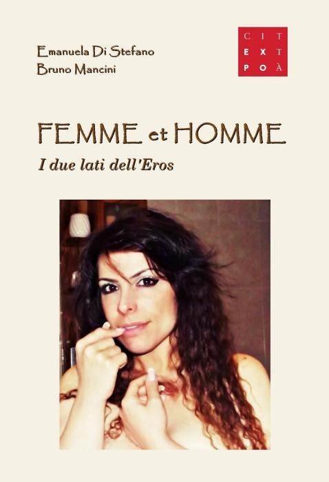 FEMME ET HOMME copertina anteriore EXPO 1