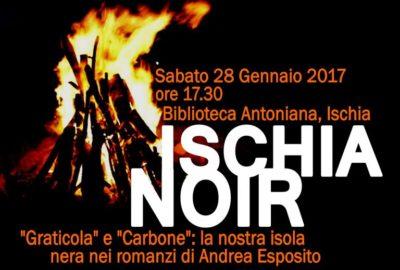 Romanzi di Andrea Esposito alla Biblioteca Antoniana d'Ischia