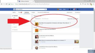 Disimpegno da facebook: Bruno Mancini Per la serie Esopo news