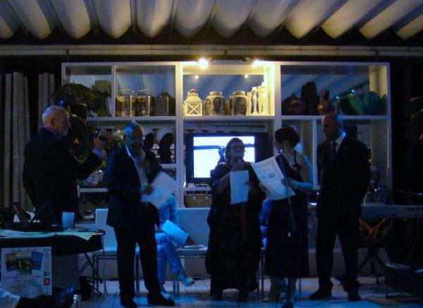 Foto Nunzia cerimonia premiazione otto milioni 2014 2 (15)