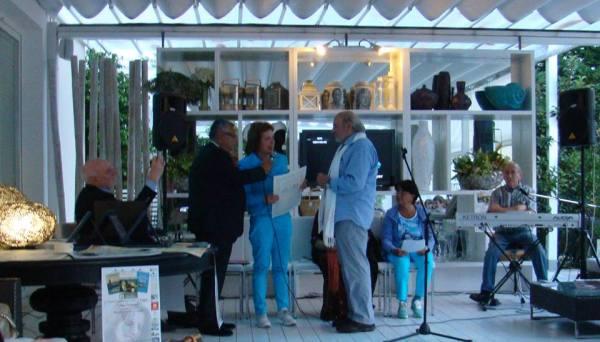 Foto Nunzia cerimonia premiazione otto milioni 2014 2 (6)