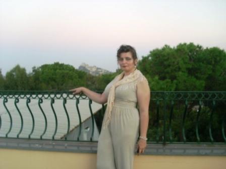 Liga Sarah Lapinska ad Ischia, video - foto