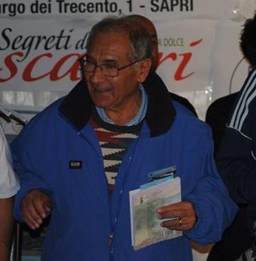 Generale Antonio Gagliardo Presidente Lega Navale Italiana Sezione di Scario.1