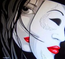 Gioia Cordovani -mostra al Ripa Hotel