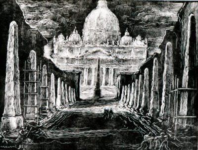 MIMI' QUILLICI BUZZACCHI Gli obelischi