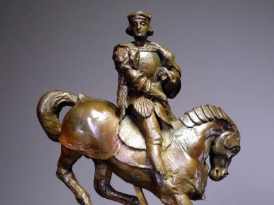 LEONARDO Horse and Rider