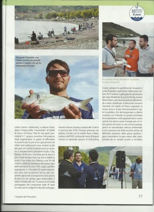 I segreti dei pescatori giugno 2014 articolo pag 1 comp (2)